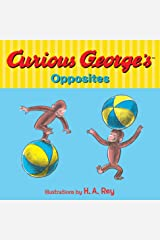 Curious George's Opposites Kindle Edition