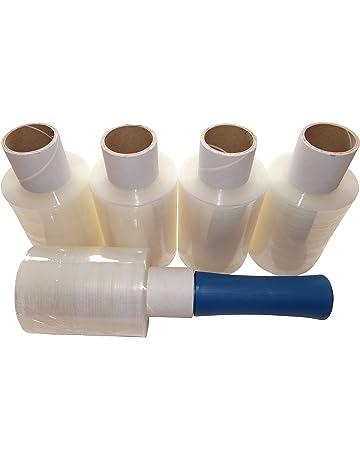 5 rollos de lámina elástica pequeña y un dispensador de mano MultiBros