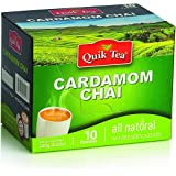 QuikTea Chai, Cardamom, 960 Gram