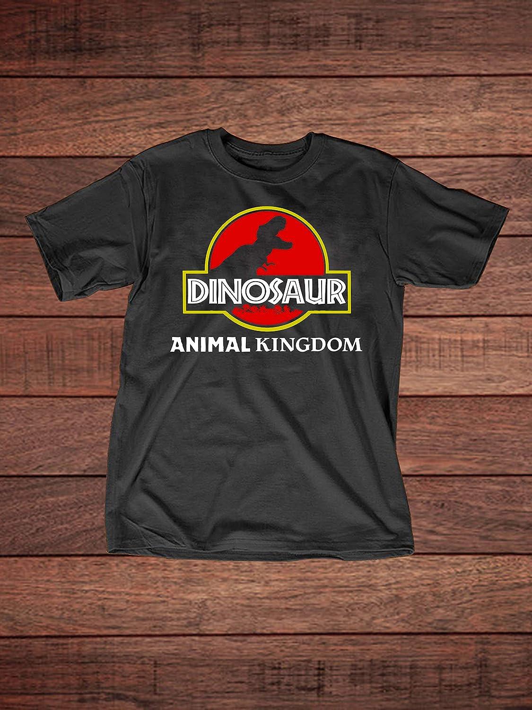 Animal Kingdom - Dinosaur Ride - Jurassic Inspired Dark Heather Grey Youth T-Shirt
