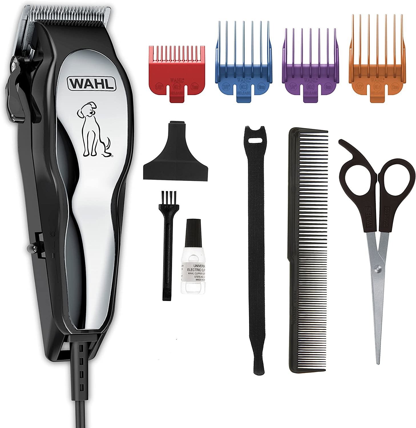 Wahl Clipper Pet-Pro Dog Grooming Kit