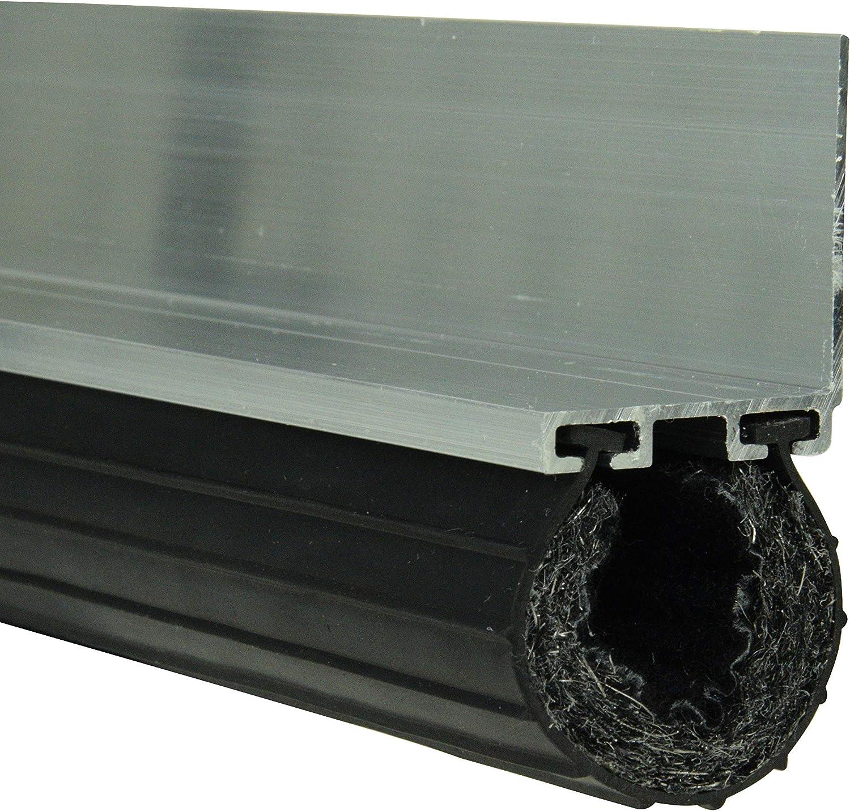 1 Car Kit Rodent Block Aluminum Garage Door Bottom Weather Seal Kit