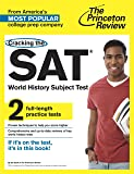 Cracking the SAT World History Subject Test (College Test Preparation)