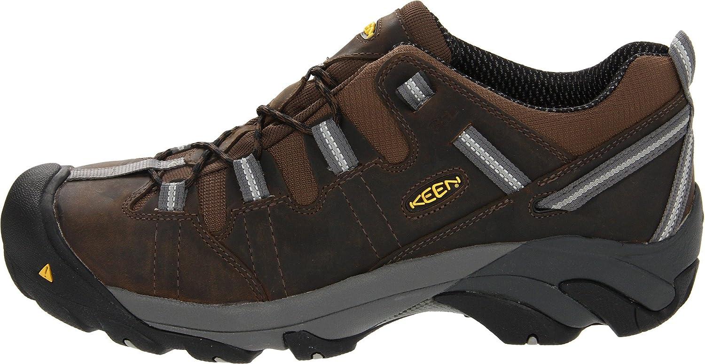 KEEN KEEN KEEN Utility Men's Detroit Low ESD Steel Toe Work schuhe 2d511d