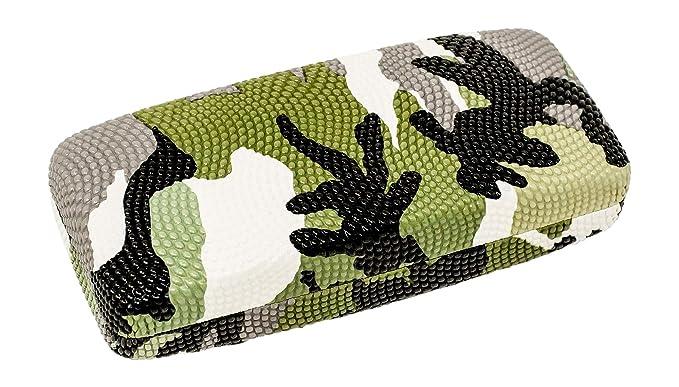 Camouflage Large Eyeglass case