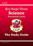 KS3 Science Study Guide - Foundation