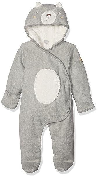 Tuc Tuc 38048, Abrigo para Bebés, Gris, 62 (Tamaño del Fabricante: