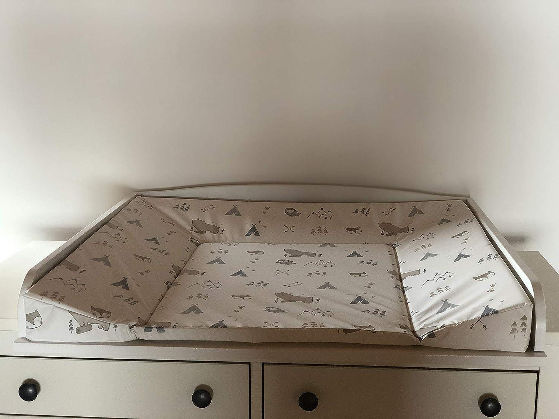 Cambiador 3de diseño hueco 70x 75cm, apta para perezoso de Kids IKEA cambiador de ufsatz Faultier-Kids