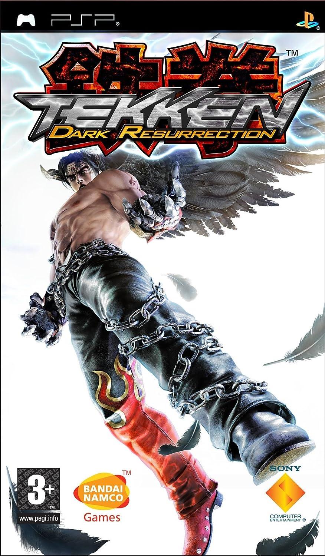 Amazon Com Tekken Dark Resurrection Uk Import Video Games