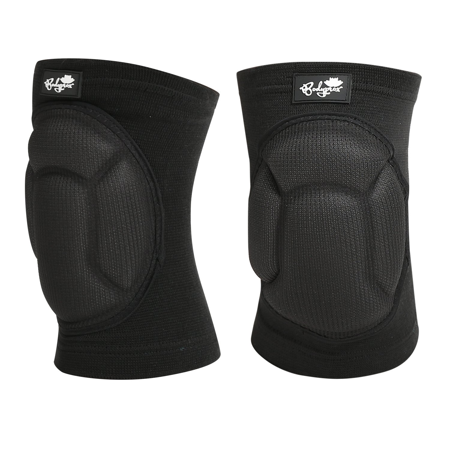 <strong>Bodyprox Protective Knee Pads</strong>}
