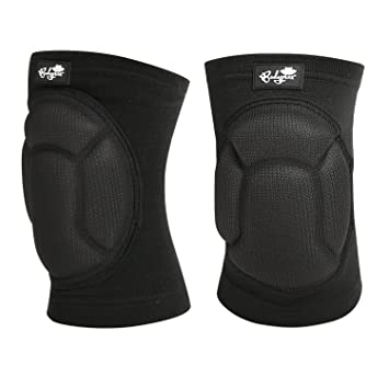 e7508b6501ec9 Bodyprox Protective Knee Pads, Thick Sponge Anti-Slip, Collision Avoidance  Knee Sleeve