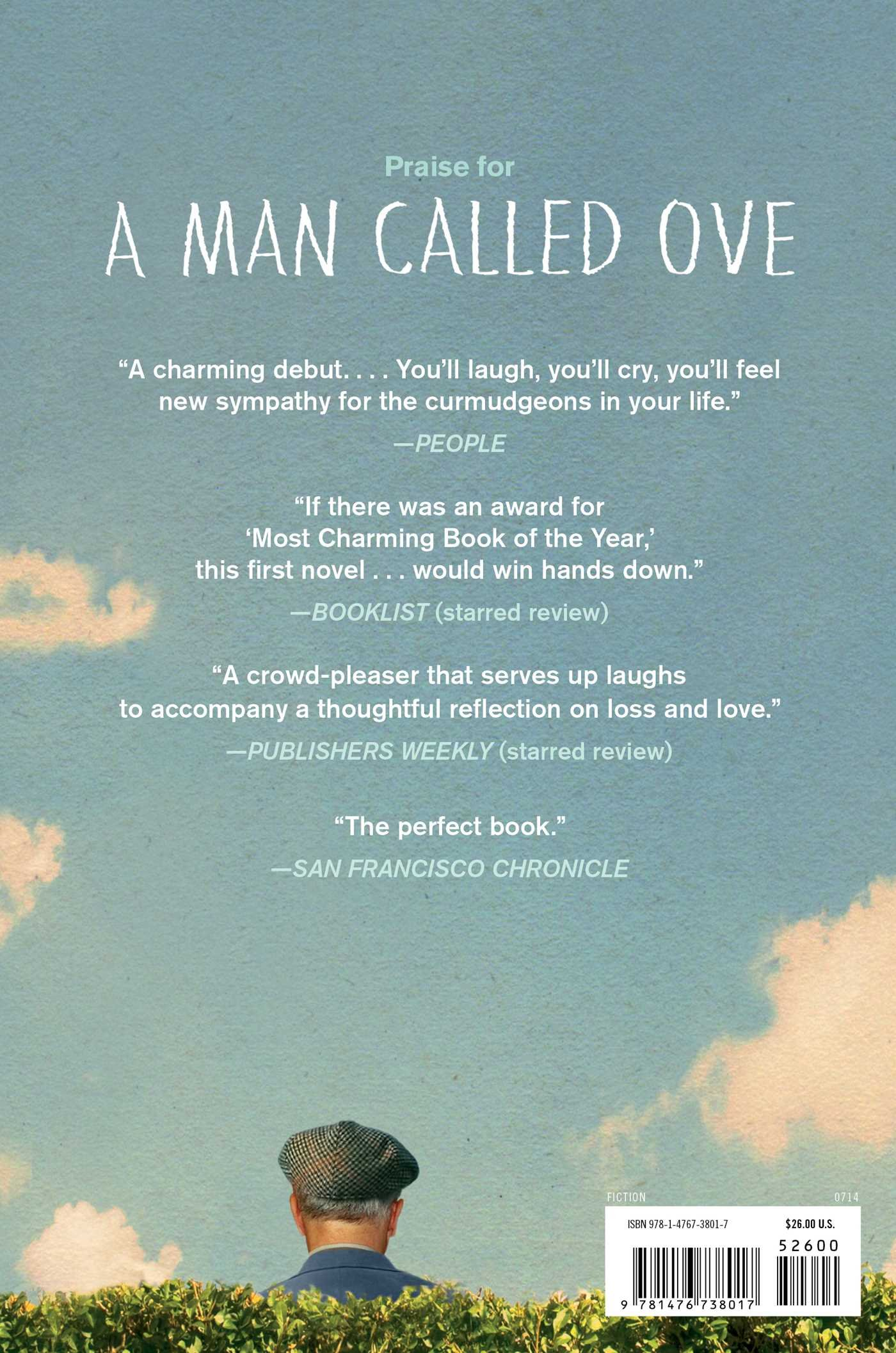 Buy A Man Called Ove A Novel Book Online At Low Prices In India A