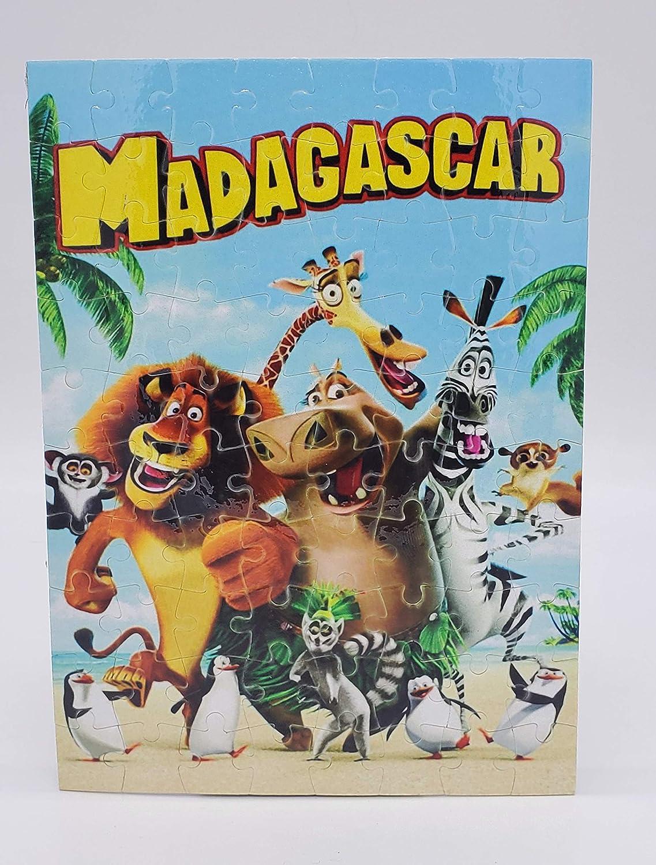 Madagascar 80pcs Puzzle