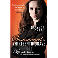 Summoned to Thirteenth Grave (Charley Davidson Book 13)