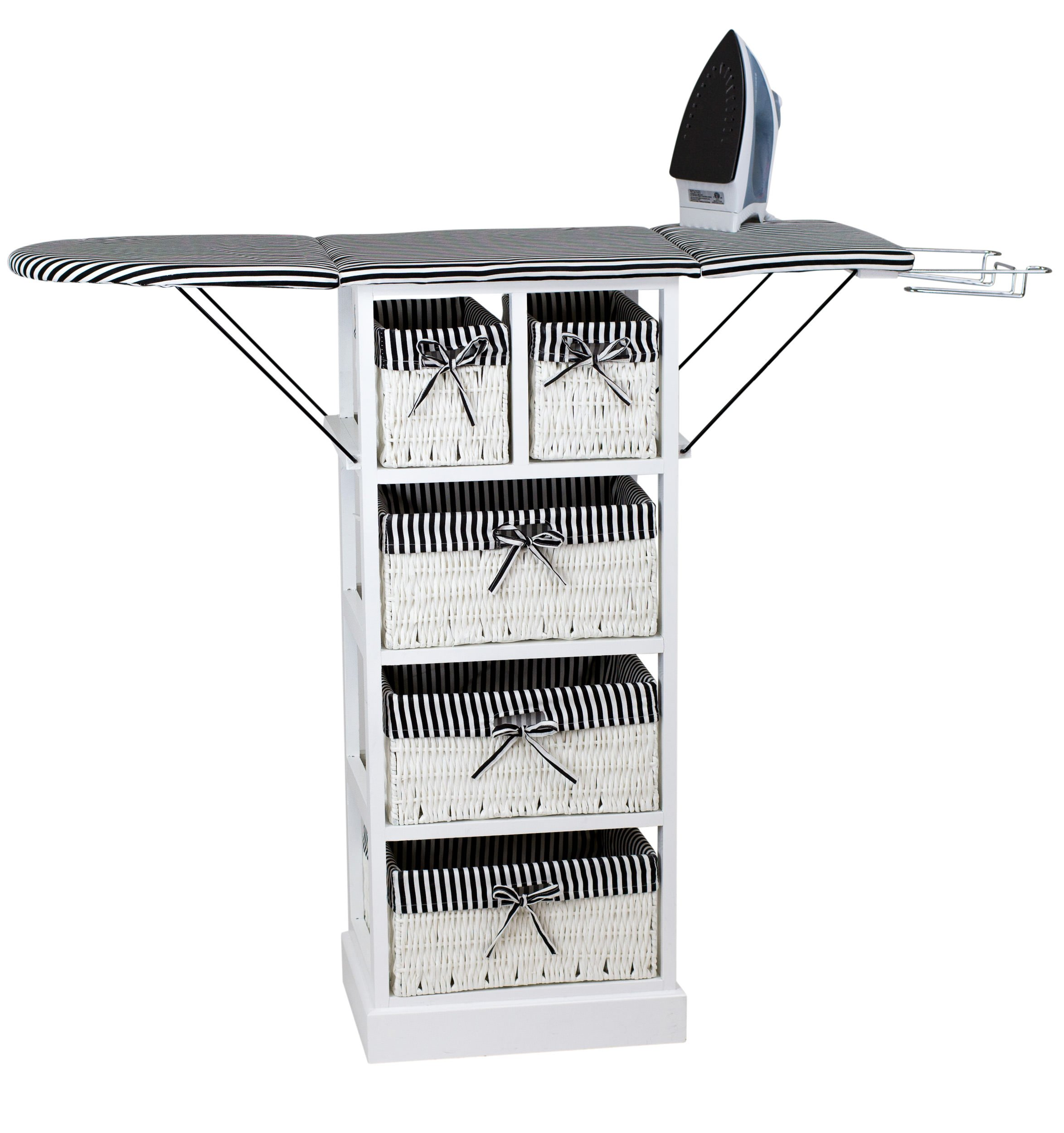 SpaceMaster Corner Housewares Ironing Board Center (38'' Standard Height), One Size by SpaceMaster (Image #3)