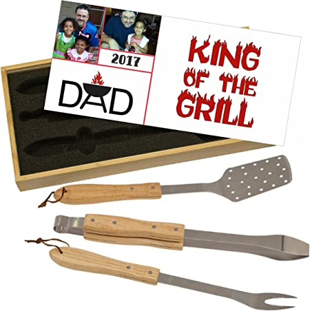 King Of The Grill Spatula