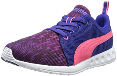 PUMA Women s Carson Runner Glitch 2 Fashion Sneaker 715062bd7