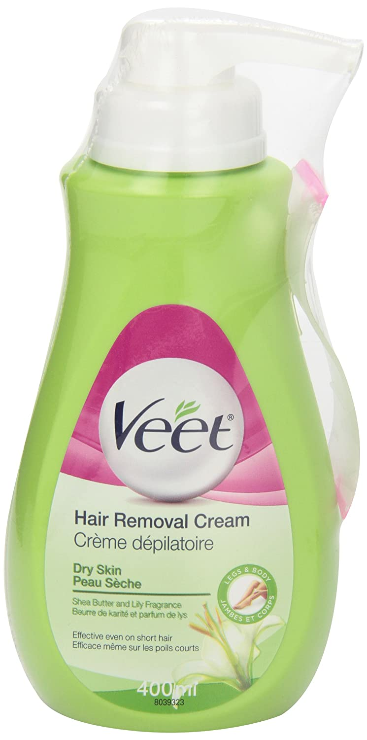 Amazon.com: Veet Hair Removal Cream, piel seca Fórmula Gel ...