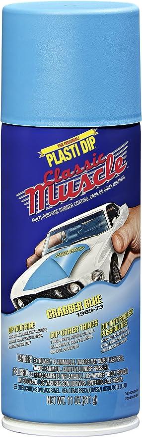 Plasti Dip Sprühfolie Spraydose Grabber Blue 325 Ml Original Performix Usa Auto