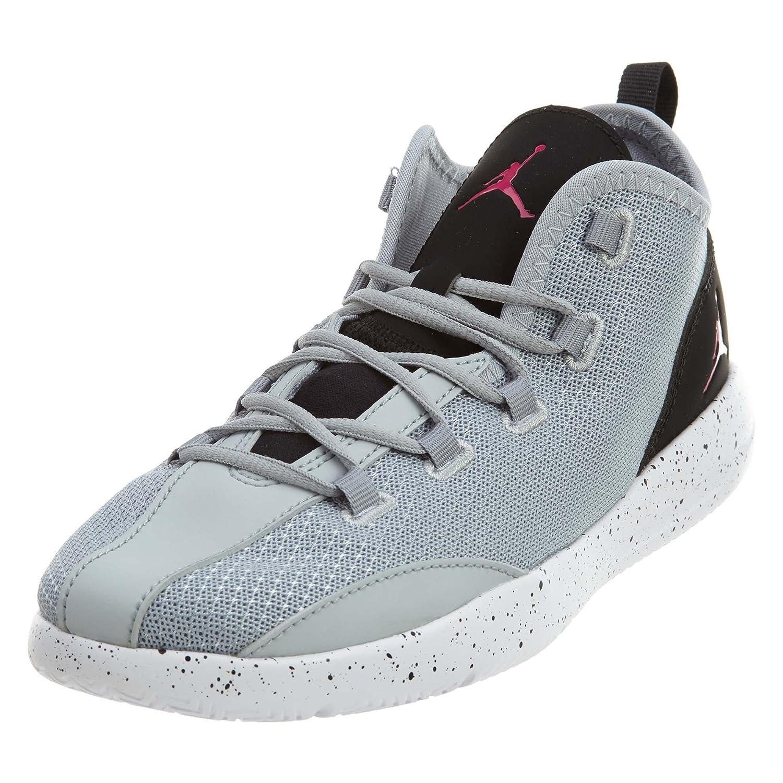 in stock 7a20c 713fe Nike Jordan Kids Jordan Reveal Gp Wolf Grey Vivid Pink Black Wht Basketball  Shoe 11 Kids US  Amazon.ca  Shoes   Handbags