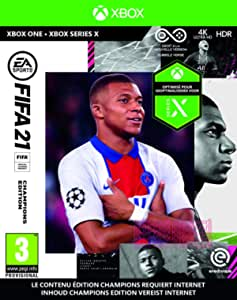 FIFA 21: Champions Edition - Preorder (Xbox One inclusief kostenloze upgrade naar Xbox Series X) - NL versie