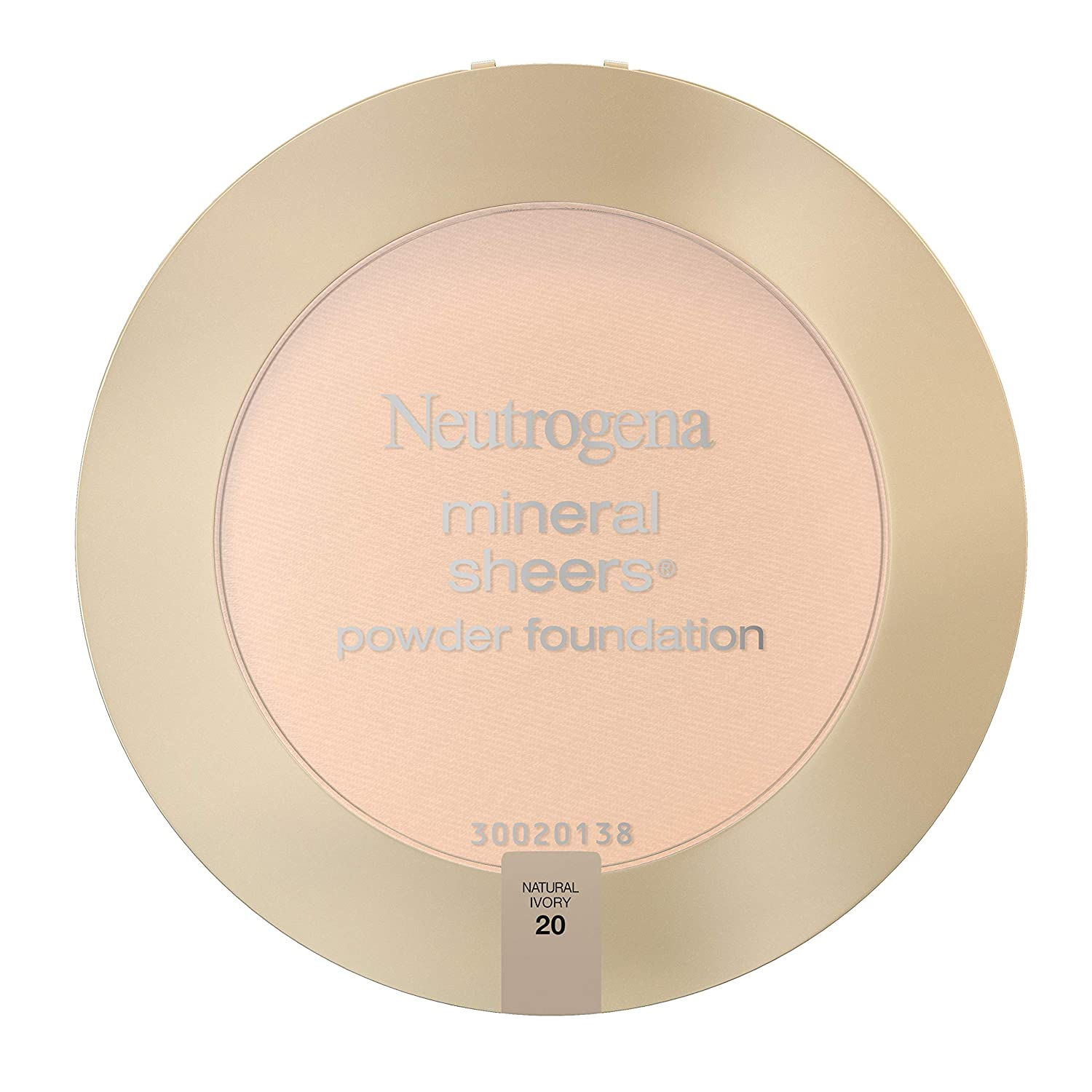 Mineral Sheers Compact Powder Foundation by Neutrogena