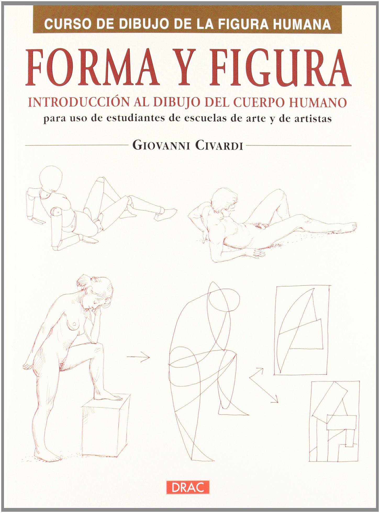 Forma y figura: Introducción Al Dibujo Del Cuerpo Humano (Spanish Edition)