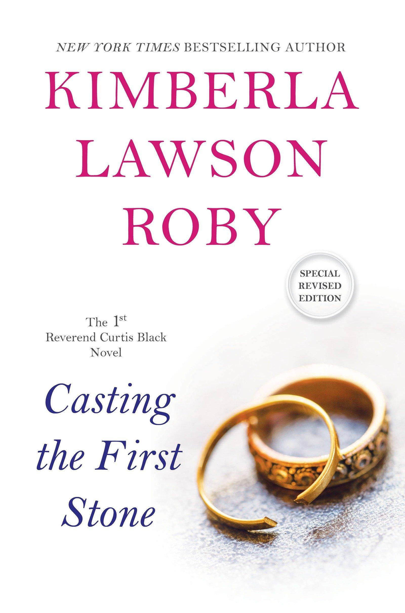 Amazon.com: Casting the First Stone (9781496716392): Kimberla Lawson Roby:  Books