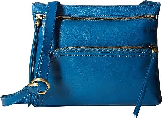 Amazon.com  Hobo Womens Genuine Leather Vintage Cassie Crossbody Bag (Bayou)   Shoes a8a2db730b163