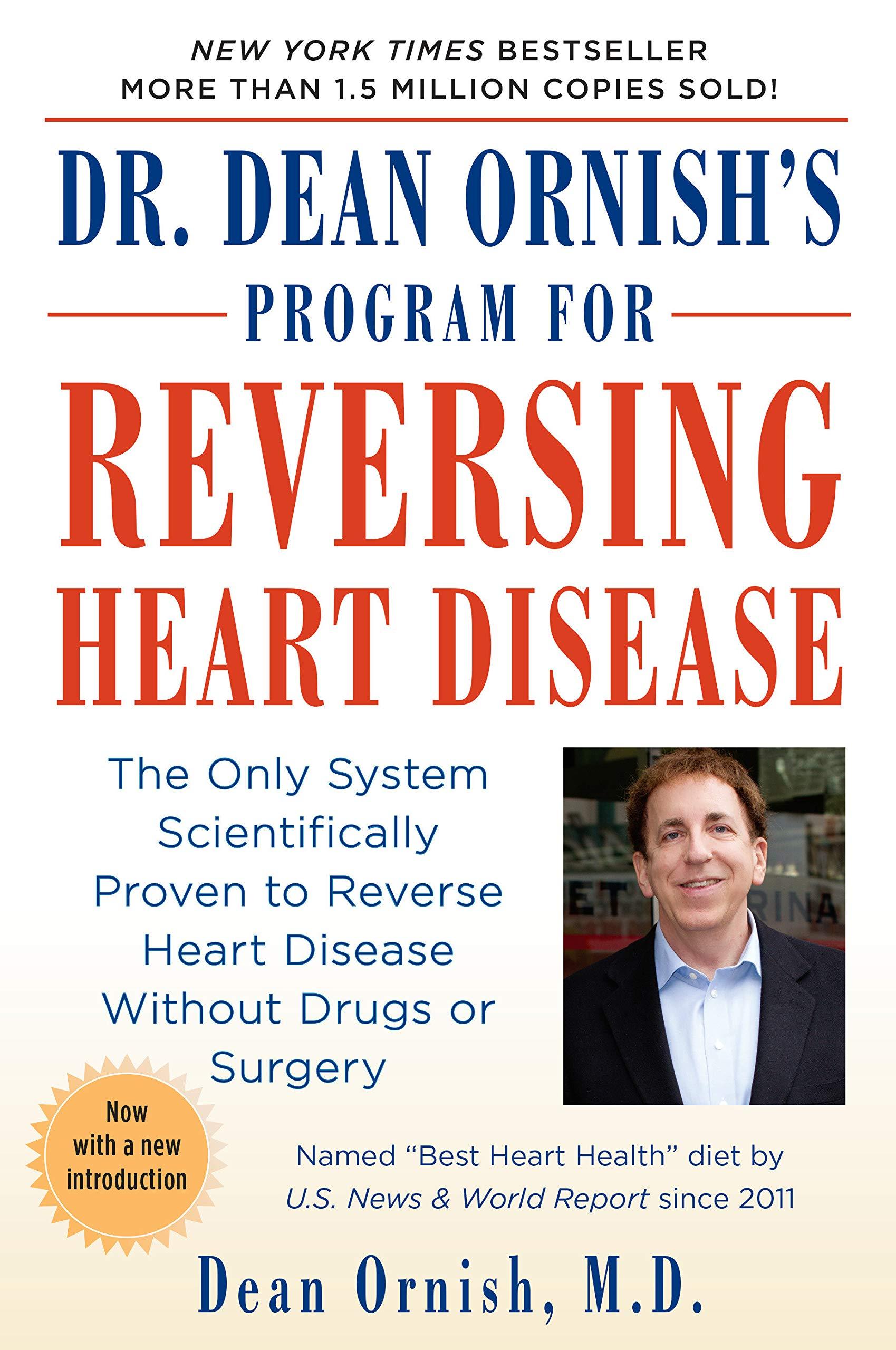 best reverse heart disease diet