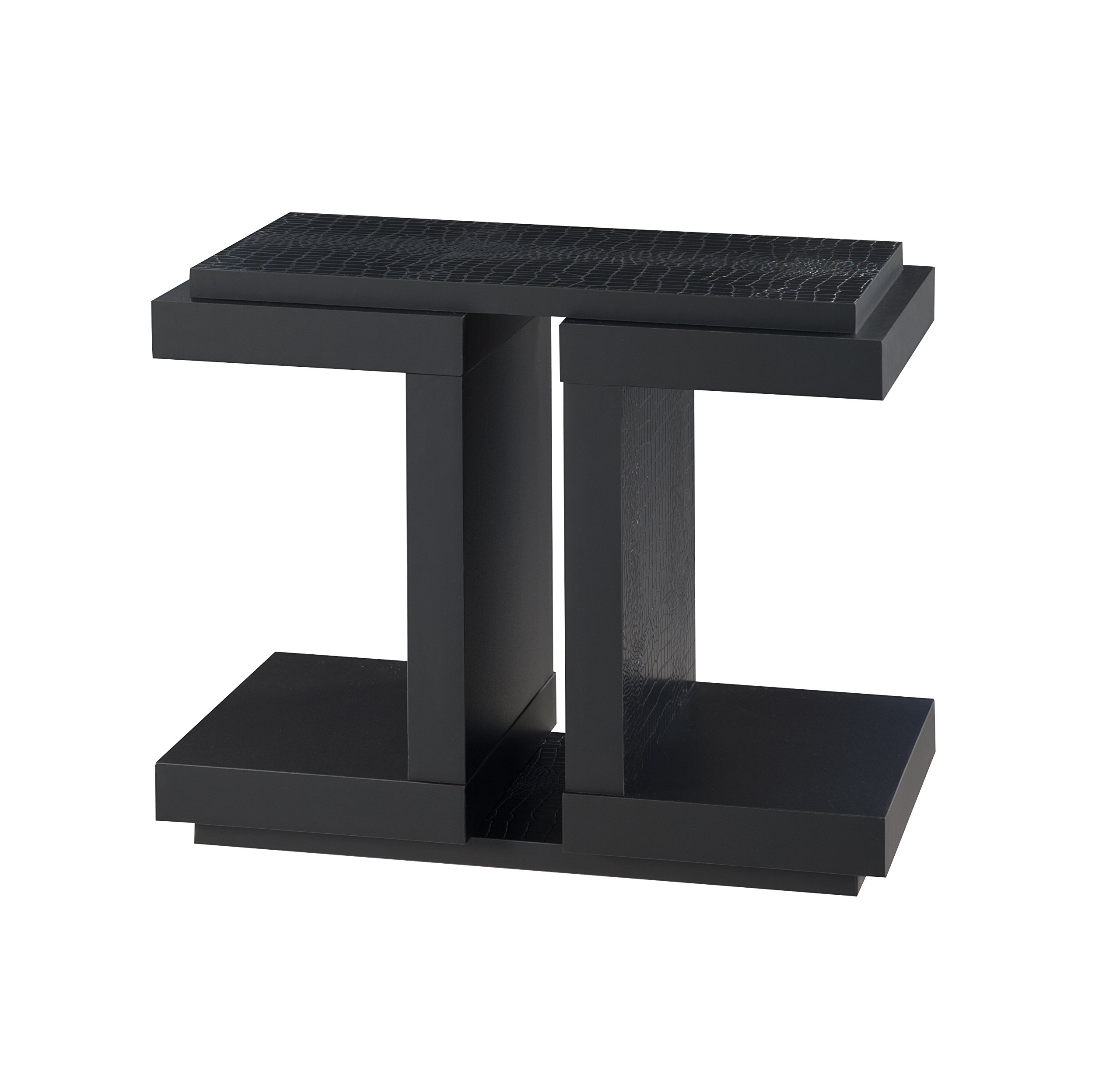 Furniture of America Varina Multi Shelf End Table