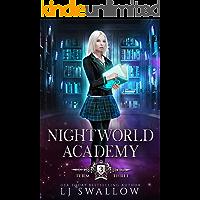 Nightworld Academy: Term Three