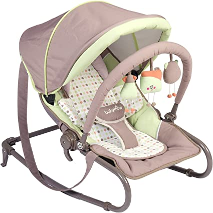 Almond // Taupe Babymoov Bubble Bouncer