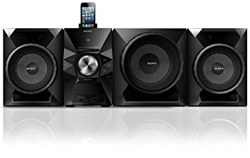 sony home stereo. sony mhcec919ip 700 watts music system home stereo r