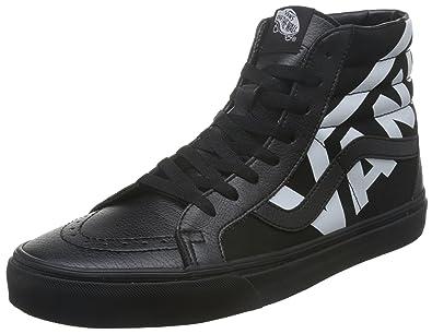 chaussure vans noir femme