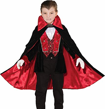 The Count Sesame Street Deluxe Dracula Costume