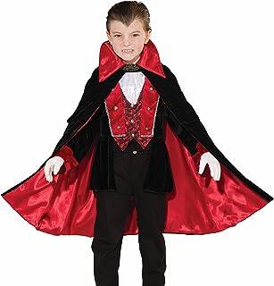 Forum Novelties Victorian V&ire Childu0027s Costume Medium  sc 1 st  Amazon.com & Amazon.com: Monika Fashion world Boys Kids Vampire Halloween Costume ...