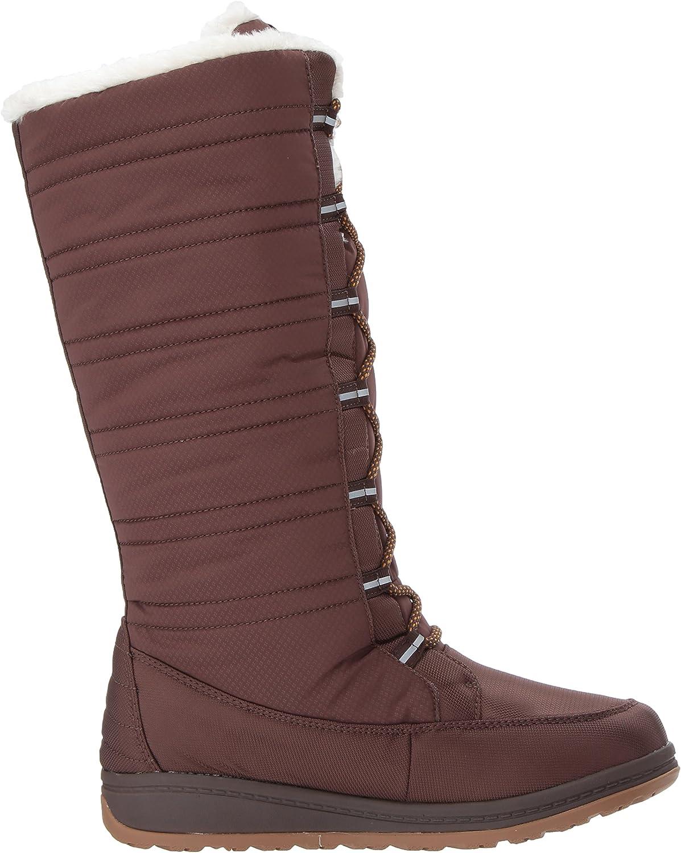 Kamik Women's Starling Snow Boot Chocolate