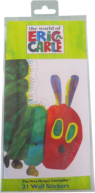 Hungry Caterpillar Wall Stickers Part - 30: Amazon UK