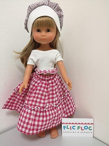 ac9cb933932bbc Vêtements pour poupées COROLLE les chéries compatible poupées ...