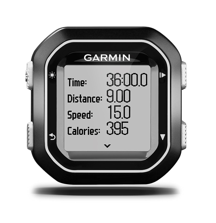 Garmin 010-03709-30 Edge 25 GPS Bike Computer - Black