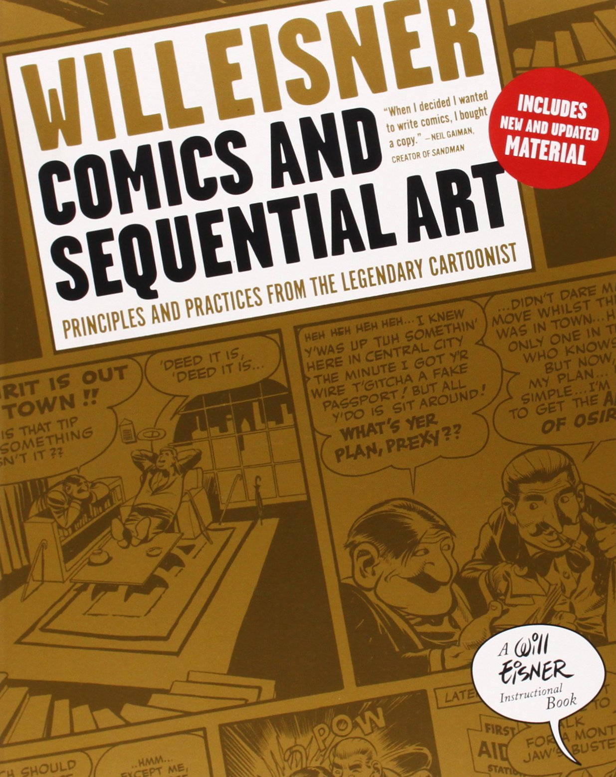 Risultati immagini per comics and sequential art