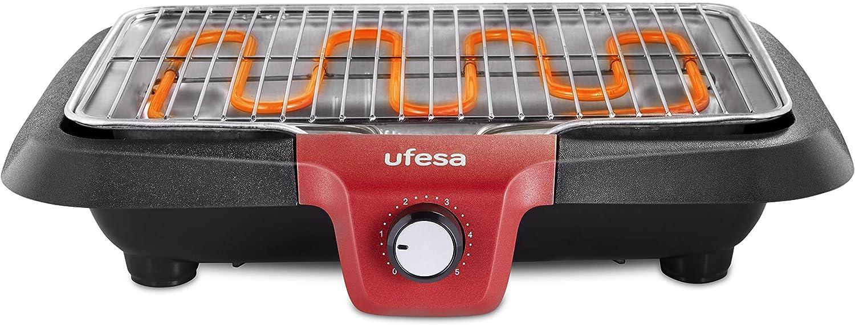 Ufesa BB7640 - Barbacoa eléctrica con Sistema
