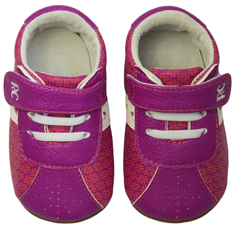 Rose & Chocolat RCM Pop Star RunnerZ - Patucos de Cuero para niñ a RCM 1013_Krabbelschuhe & Puschen Sneaker