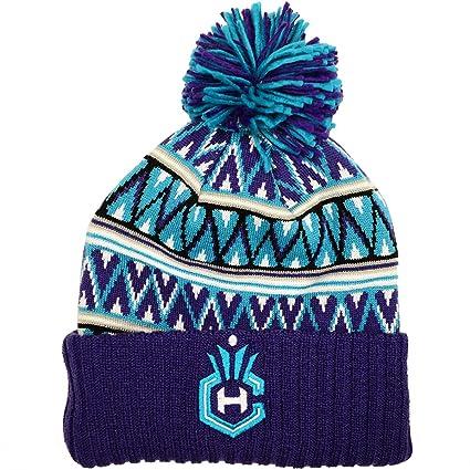 d5defd6db4d Amazon.com   Mitchell   Ness Mens NBA Tribal High 5 Knit Hat (One ...