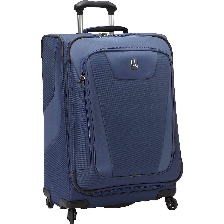 (トラベルプロ) Travelpro バッグ スーツケースキャリーバッグ Maxlite 4 25 Expandable Spinner [並行輸入品] B07D3T47JK ブルー One Size