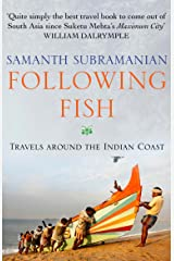 Following Fish: Travels Around the Indian Coast Paperback