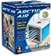 ONTEL Arctic Air Personal Space Cooler, Portable Air Conditioner | The Quick & Easy Way to Cool Any Space, As Seen On TV