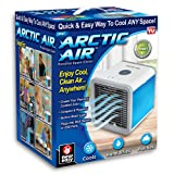 Amazon Price History:ONTEL Arctic Air Personal Space Cooler The Quick & Easy Way to Cool Any Space As Seen On TV