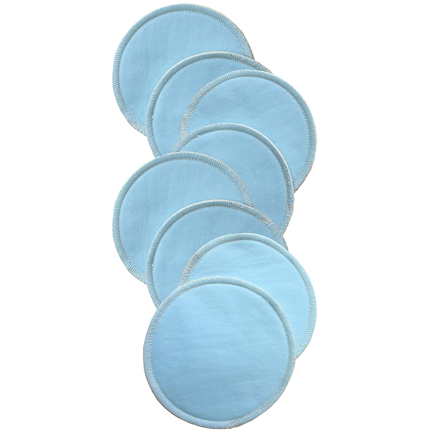 4 Overnight Pairs Bamboobies Nursing Pads for Breastfeeding Reusable Breast Pads Perfect Baby Shower Gifts